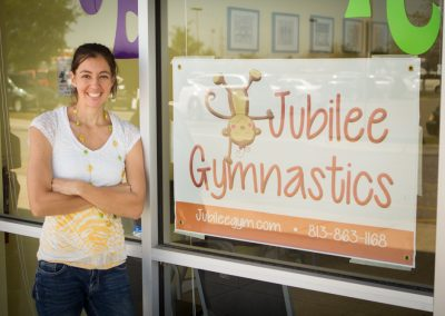 Jubilee's very first location opening in 2013